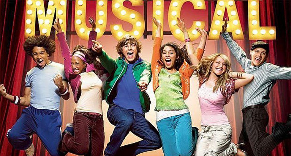 """Difunden supuesto tráiler de """"High School Musical 4"""" y los fans enloquecen (VIDEO)"""