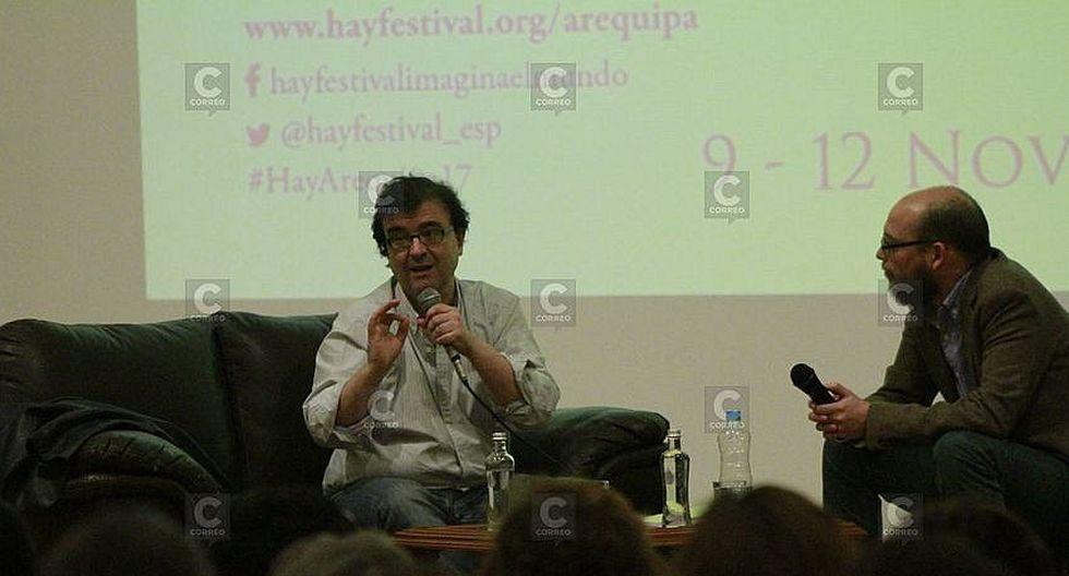 Hay Festival: El sentido de la memoria en la óptica de Javier Cercas