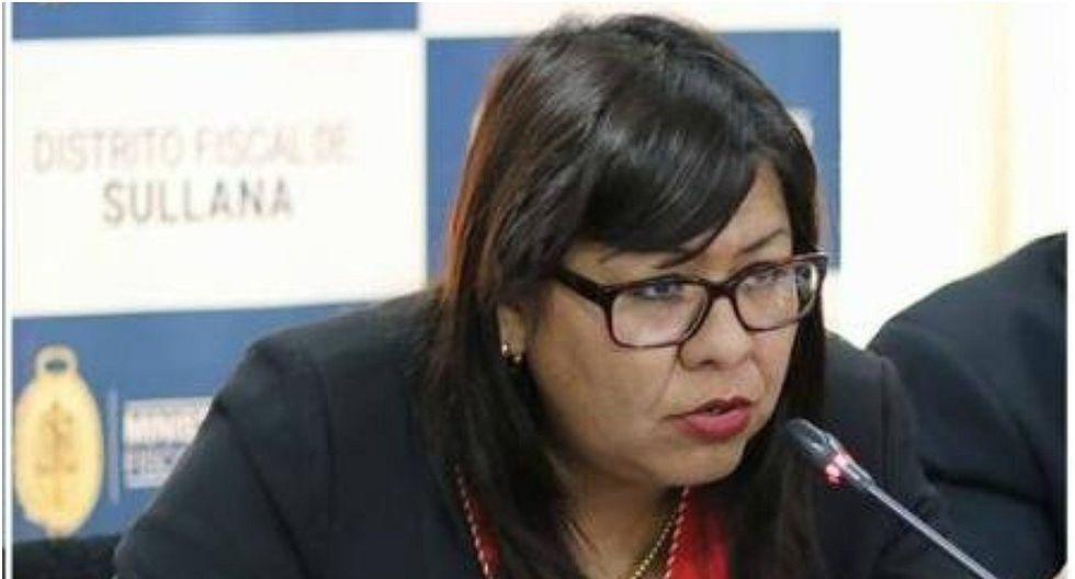 Presidenta de la Comisión Anticorrupción denuncia ser víctima de marcaje