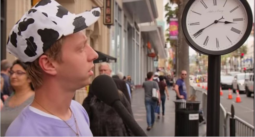 Programa mostró que jóvenes ya no saben ver la hora en relojes de manecillas (VIDEO)