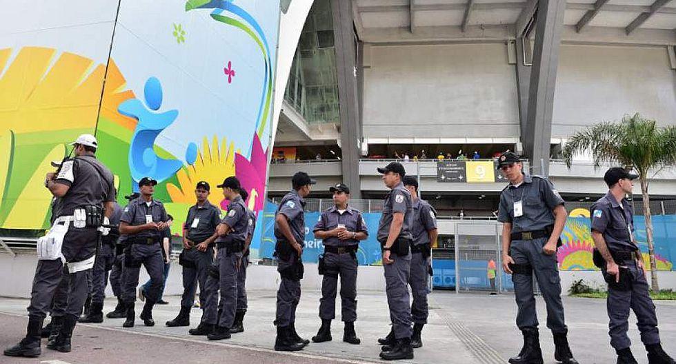 Brasil colabora con 83 países para prevenir terrorismo durante Olímpicos