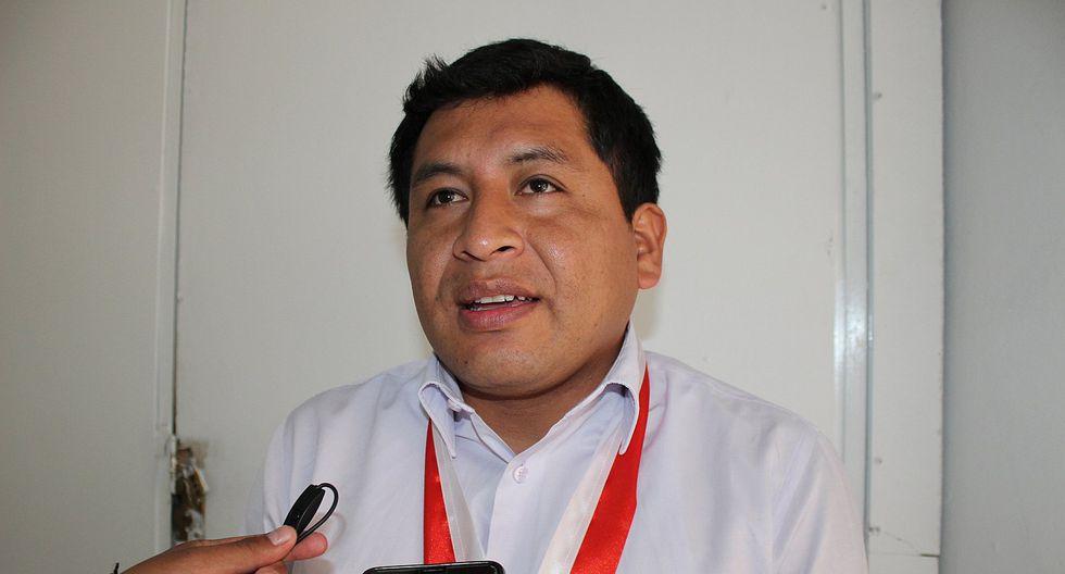 Consejero regional denuncia que asesor legal del GRA impidió su trabajo de  fiscalización