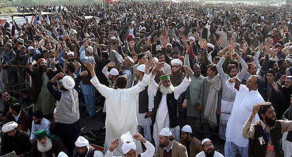 Tensa calma en Pakistán tras protesta ismalista que dejó 6 muertos y varios detenidos