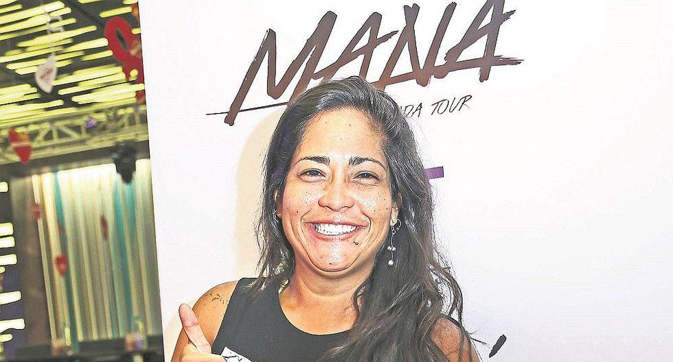 Katia Palma graba última edición de 'Tunait' luego de debutar en abril