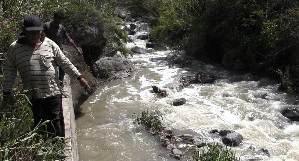 Aguas servidas sin tratamiento son arrojadas al río Pachachaca