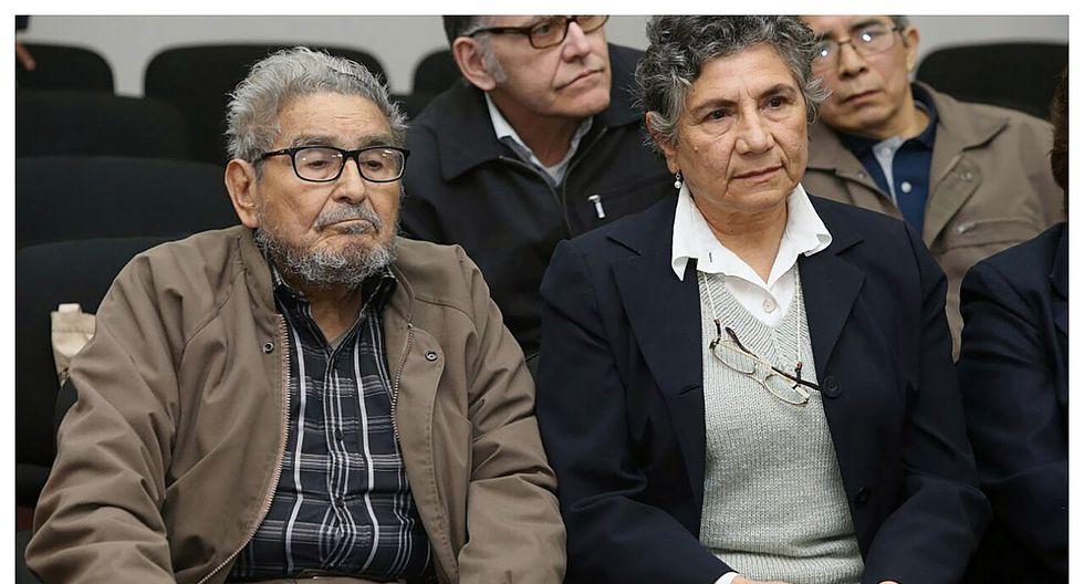 Interponen Hábeas Corpus para que Abimael Guzmán reciba atención médica con carácter de urgencia