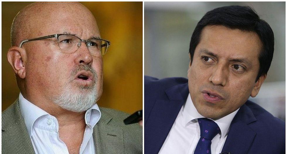 """Carlos Bruce y Gilbert Violeta piden """"pasar página"""" sobre salida de PPK"""