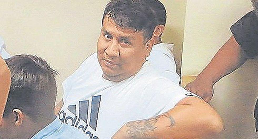 """""""Noño"""" afirma que Becerril lo visitó en el penal para exigirle pruebas contra fiscal Carrasco"""