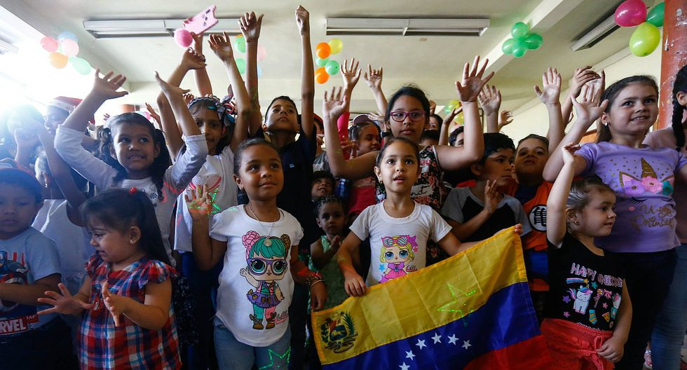 109 mil escolares venezolanos recibirán servicio educativo este 2019