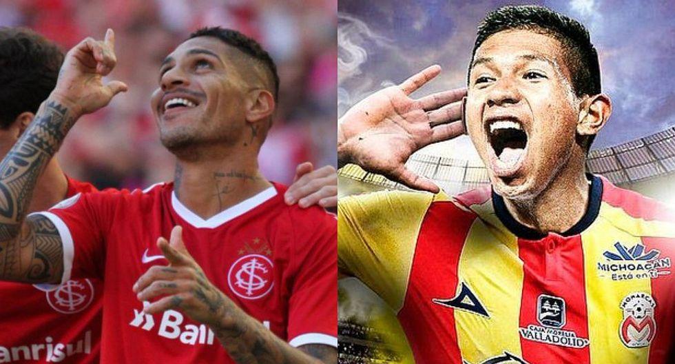 'Oreja' Flores y Paolo Guerrero anotaron goles decisivos en sus equipos (VIDEO)