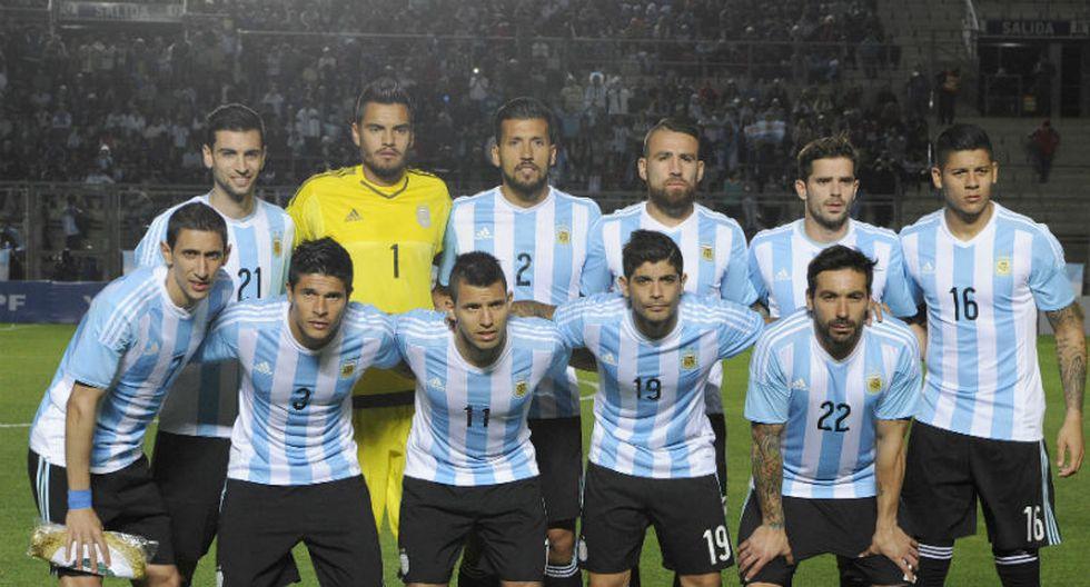 Estos son los convocados en Argentina para inicio de las eliminatorias