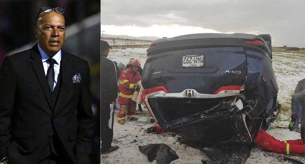"""""""Es algo durísimo lo que acabamos de vivir"""": Roberto Mosquera sobre accidente de jugadores de Binacional"""