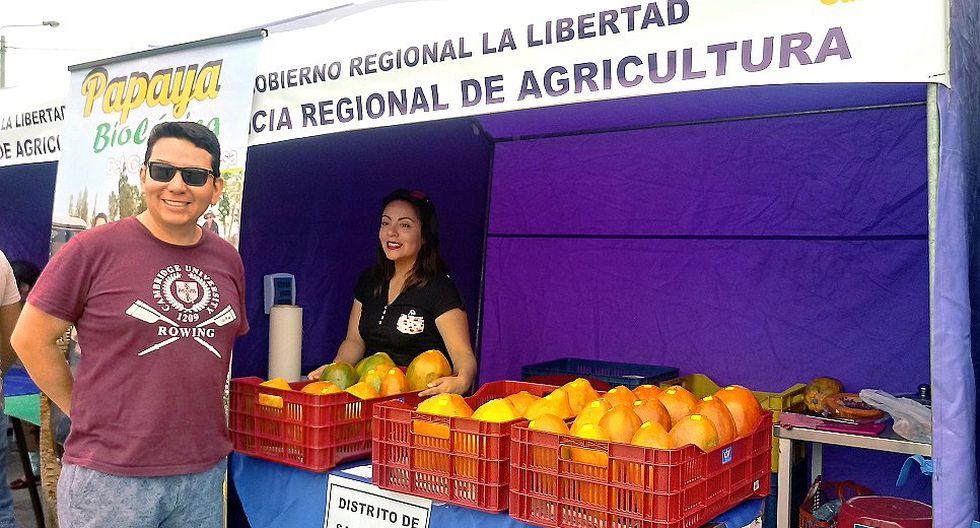 """Diversos productos se ofertarán en feria """"Somos Campo"""" en El Porvenir"""