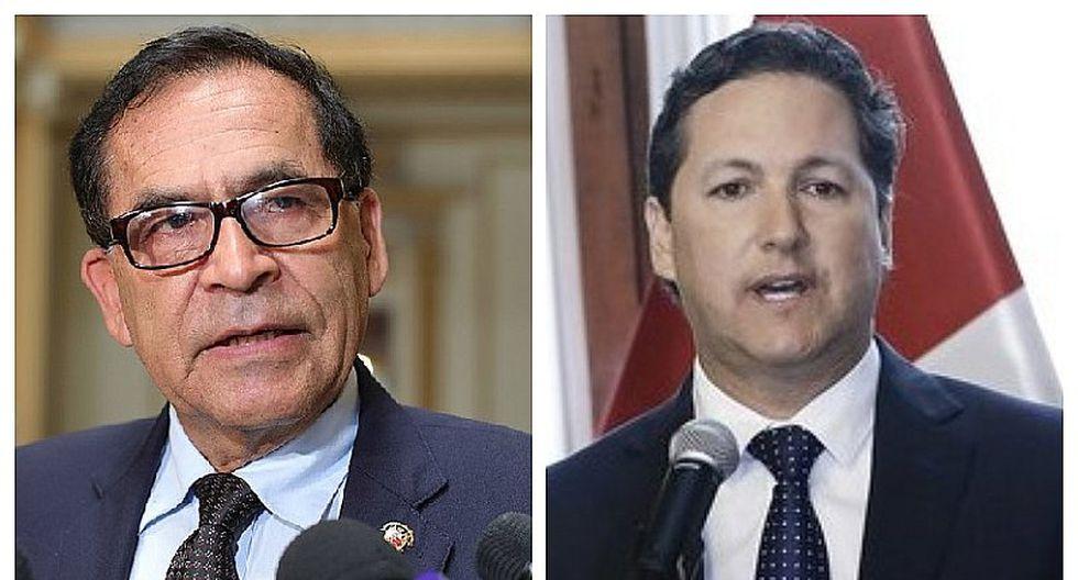 Alberto Quintanilla: Salaverry ha demostrado que no firmó documentos de semana de representación