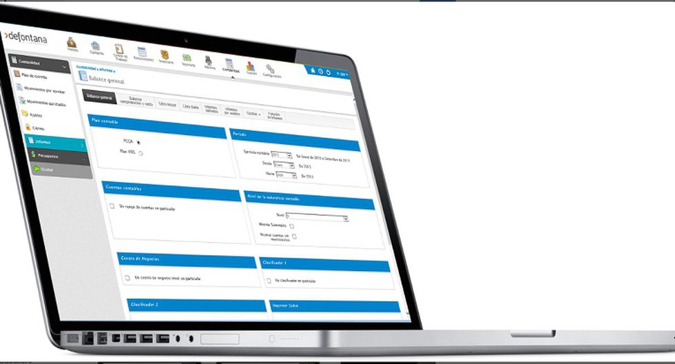 Nuevo software de gestión empresarial on line llega al Perú
