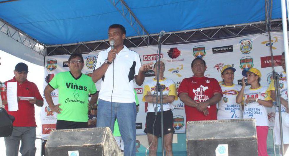 Inicio de Juegos Deportivos Escolares 2012 fueron inaugurados en Chiclayo