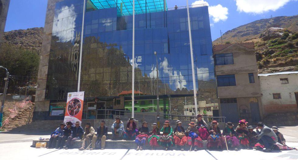 Moquegua: Buenaventura se retira temporalmente de Ichuña