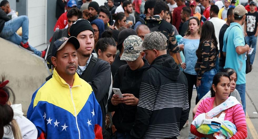 Venezolanos solo podrán ingresar con pasaporte y visado correspondiente a Perú