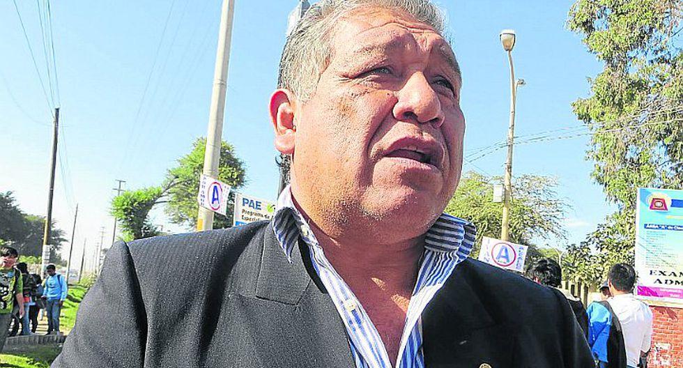 """Exalcalde Aldo Guevara fue absuelto por """"insuficiencia probatoria"""""""