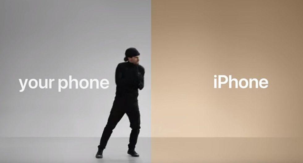 iPhone: Apple se burla de la calidad de Android con polémica publicidad [VIDEOS]