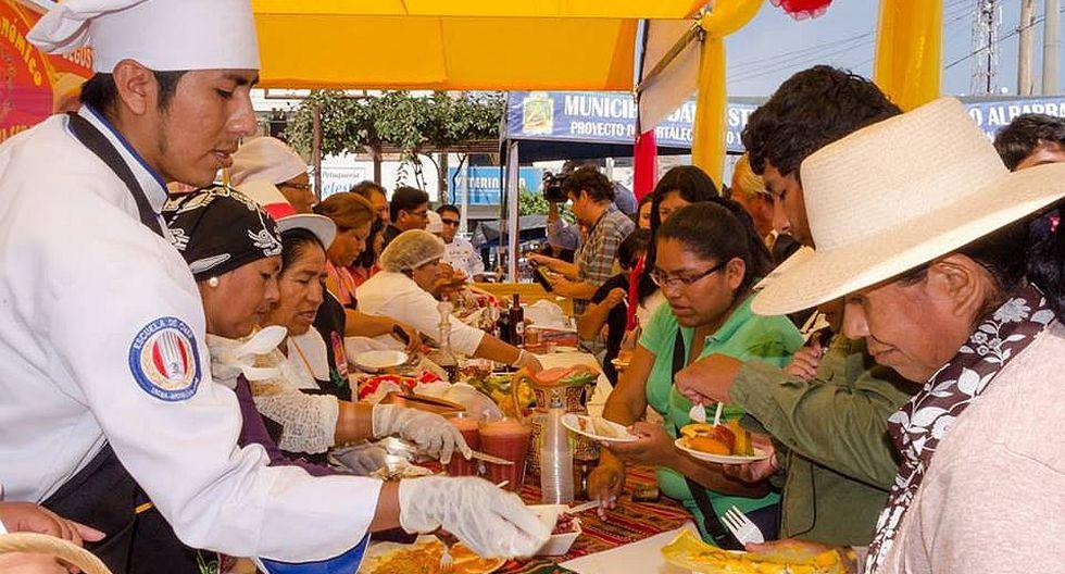 Tacna: Festival gastronómico tendrá a representantes de Mistura