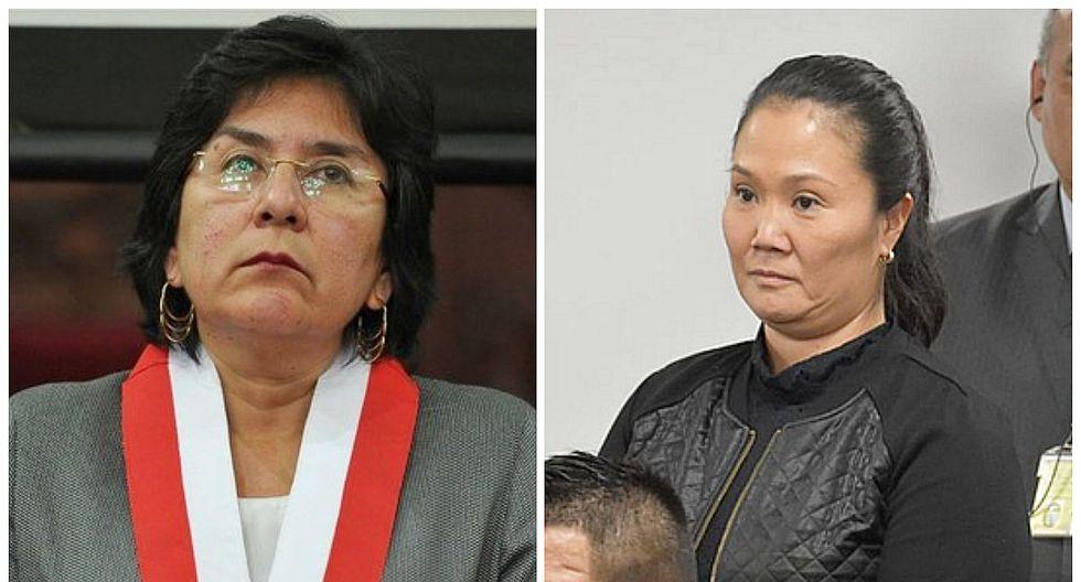Fiscalía recibirá declaraciones de magistrada del TC que denunció presiones para votar a favor de Keiko Fujimori