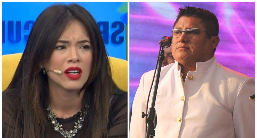Jazmín Pinedo reveló el insólito pedido que le hizo Robert Muñoz para ser entrevistado (VIDEO)