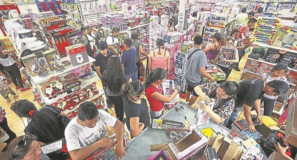 Navidad 2019: Centros comerciales venderán S/30 mil millones