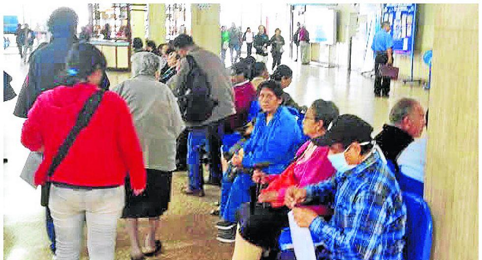 Huancayo: 80 pacientes en EsSalud a la espera de un riñón