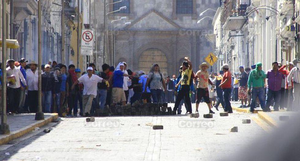 Quienes destruyan la ciudad en protestas podrían ir presos hasta 5 años
