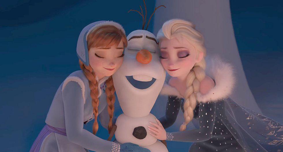 """""""Frozen"""": mira el primer tráiler del corto sobre Olaf (VIDEO)"""