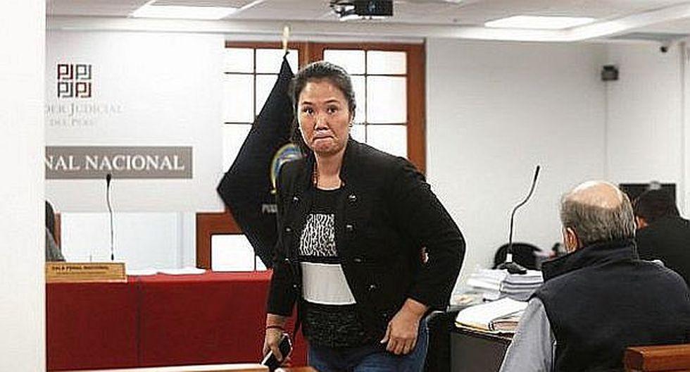 Piden anular votación del Tribunal Constitucional en fallo que liberó a Keiko