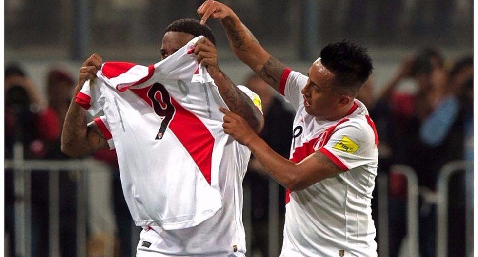 Perú vs. Nueva Zelanda: homenaje de Jefferson Farfán a Paolo Guerrero da la vuelta al mundo