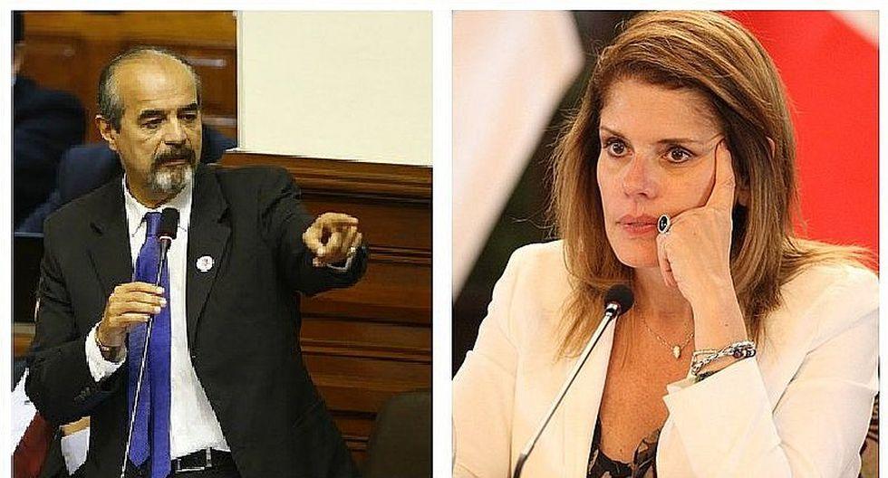 Mauricio Mulder acusa a Mercedes Aráoz de plagio en torno a ley sobre publicidad estatal