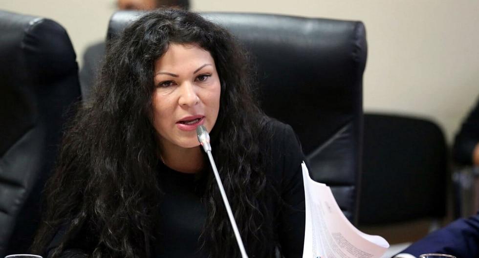 Poder Judicial solicitó levantamiento de inmunidad de Yesenia Ponce
