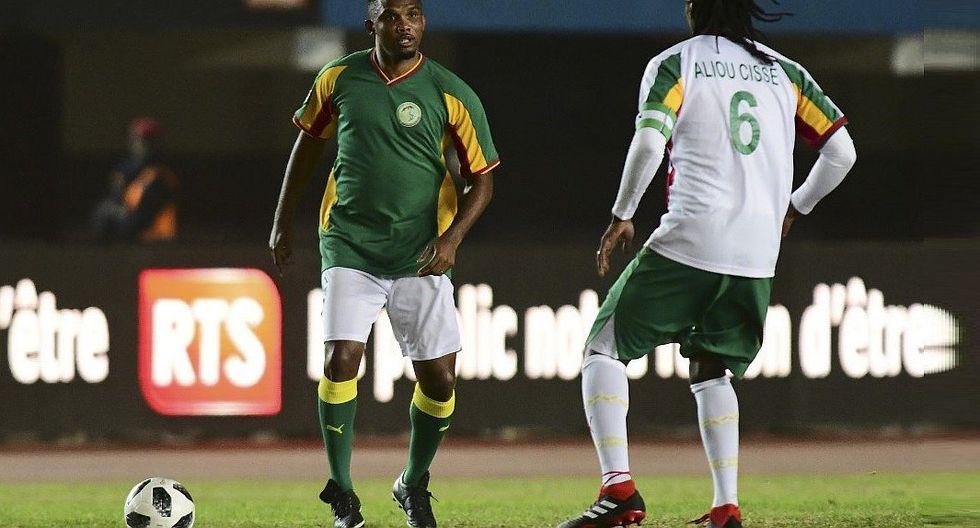 De futbolista a estudiante: Samuel Eto'o fue aceptado para estudiar en la Universidad de Harvard