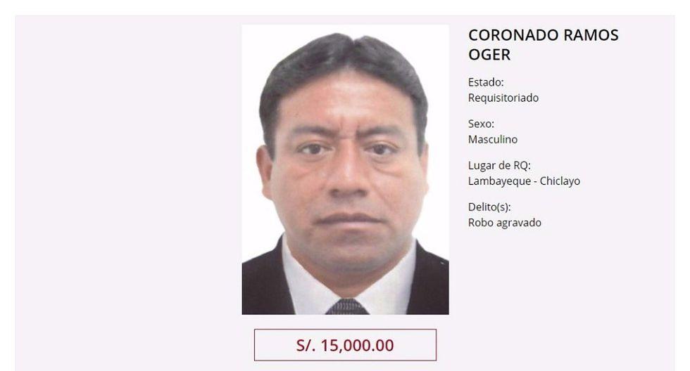 """Los más buscados: """"Chato coronado"""" de la """"Gran Familia"""" ingresa a la lista"""