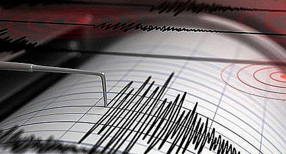 Temblor de magnitud 4.2 se registró esta noche en Ica