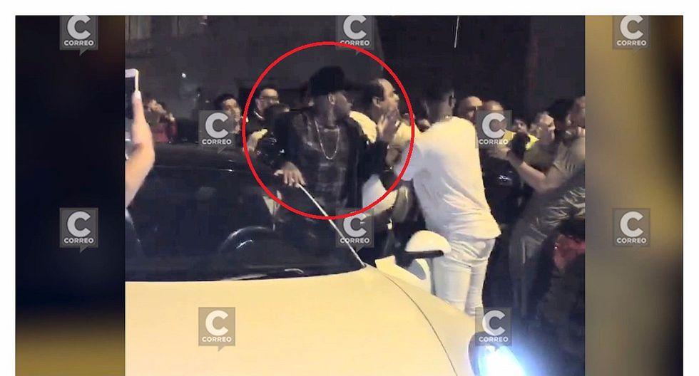Jefferson Farfán: sale a la luz otro video de su pelea en la calle