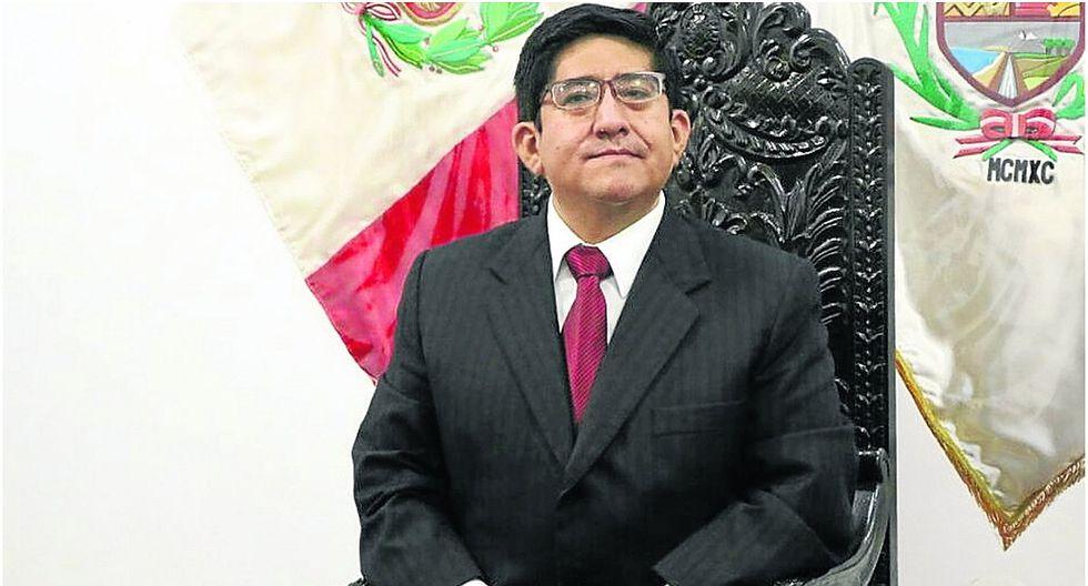 """Jesús Torres: """"No voy a distraerme en temas lejanos y contraproducentes"""""""