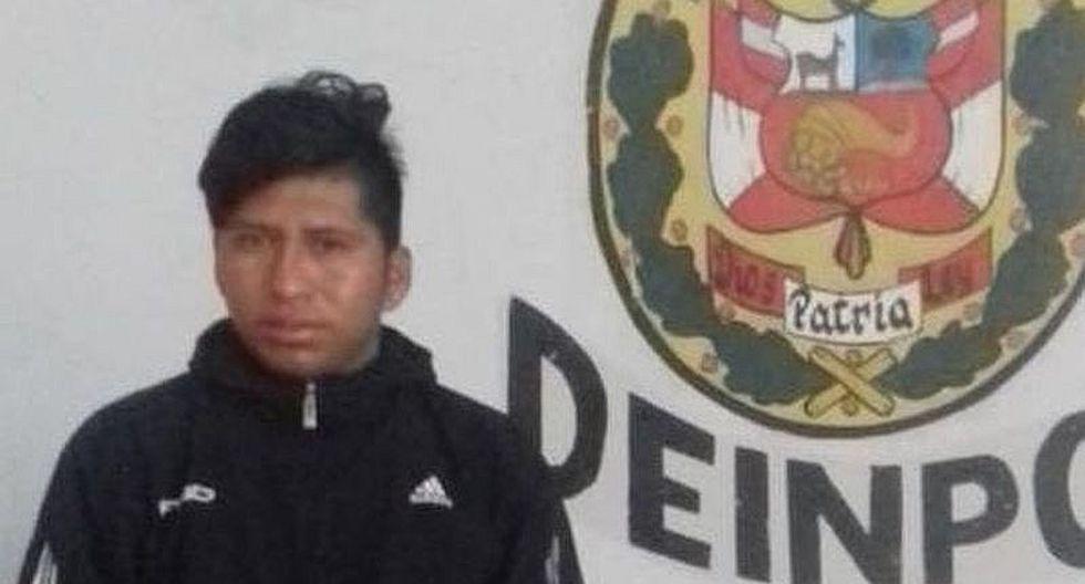 Policía en su día libre intervino a un ladrón de celular