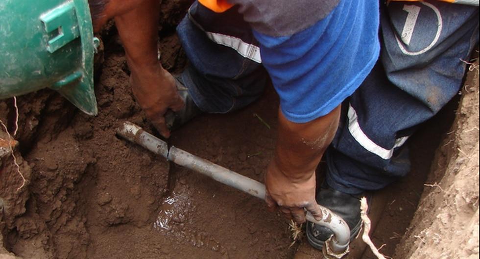 El domingo habrá corte de agua en La Molina, Santa Anita y Ate