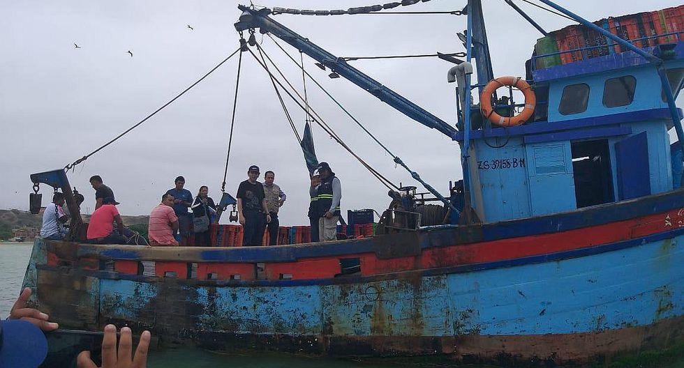 Suspenden por una semana la extracción de merluza realizada por embarcaciones industriales en Tumbes