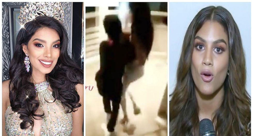 Miss Perú 2019: Modelo que grabó ebria a Anyella Grados se defiende de las críticas (VIDEO)