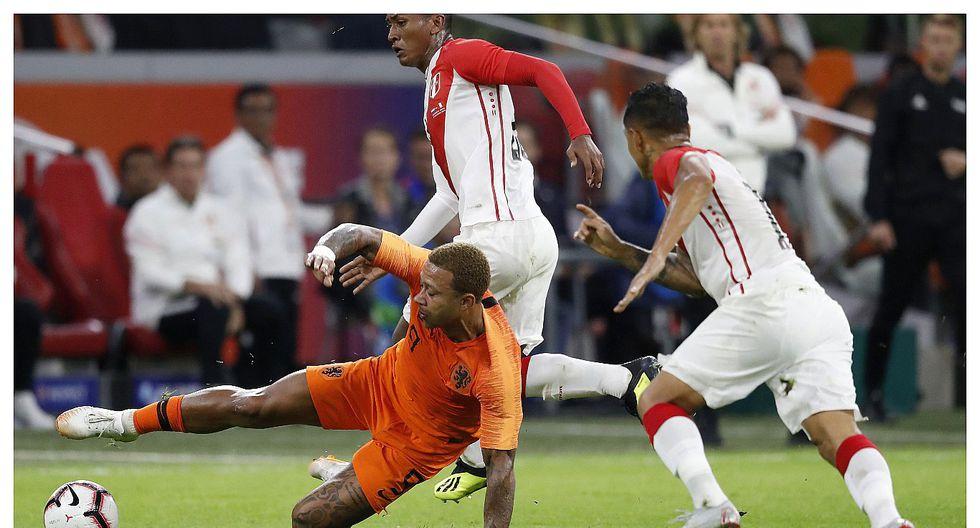 Medios holandeses elogiaron juego peruano en Ámsterdam pese a derrota (FOTOS)