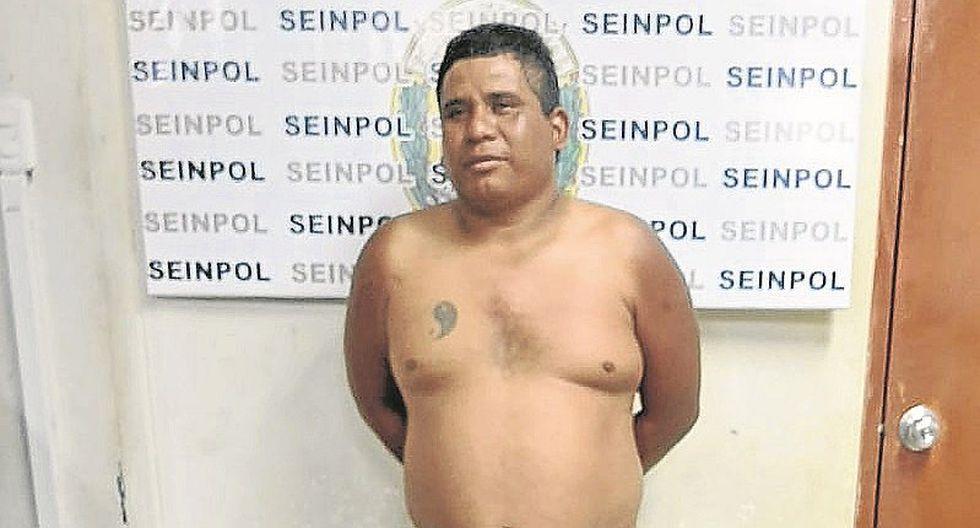 """Detienen a alias """"Virolo"""" por poseer 42 """"ketes"""" de pasta básica de cocaína en Tumbes"""