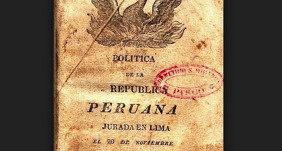 Denuncian desaparición de ejemplares originales de Constitución de 1823 y 1828 del archivo del Congreso