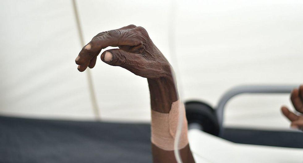 Haití: Número de muertos por huracán Matthew se elevó a 573