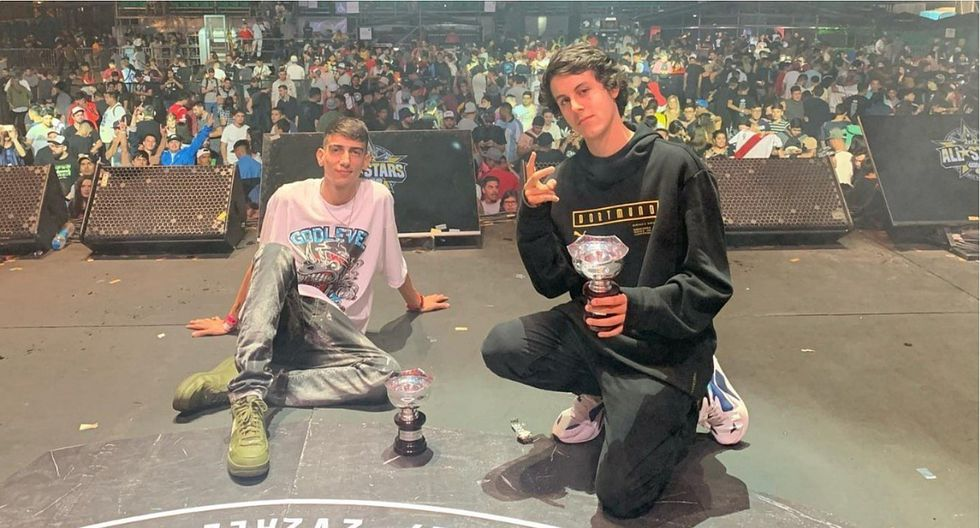 Jaze y Stuart ganan la primera fecha del God Level 2 vs 2 Argentina (VIDEO)