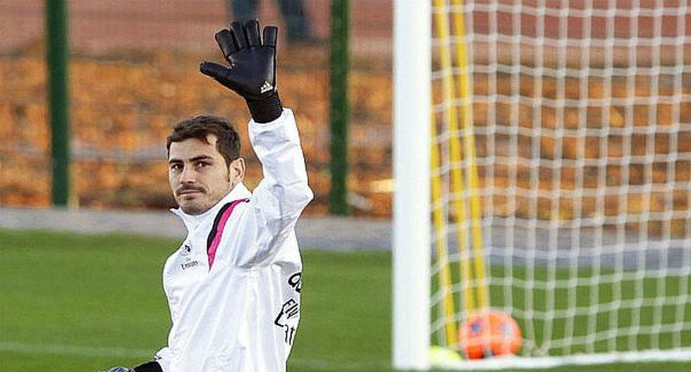 Iker Casillas: ¿Cuál es el futuro del arquero español del Porto?